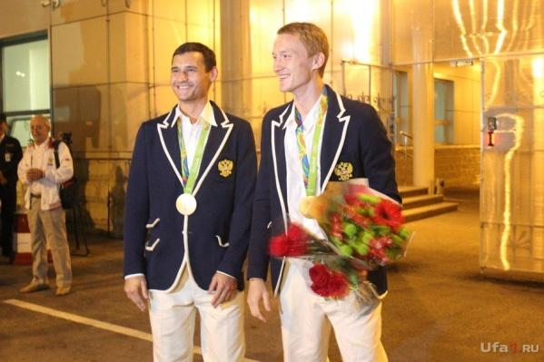 Олимпийские чемпионы покажут своё мастерство в Германии