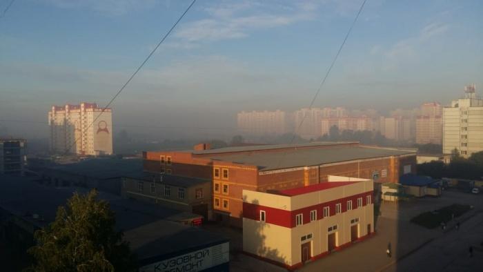 Горожане жалуются на тяжёлый запах в Кировском районе
