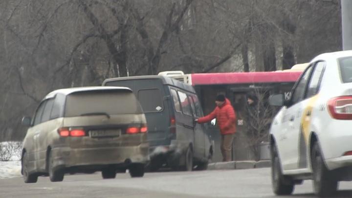Переодетые полицейские прокатились по Волгограду на маршрутке. Смотрите, что из этого вышло