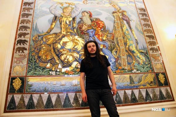 Друзья Дмитрия Ревякина после его прибытия организовали музыканту поход в «Сандуны»