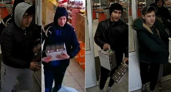 Работали в открытую: четверо воришек стащили из магазина в Екатеринбурге 72 банки кофе