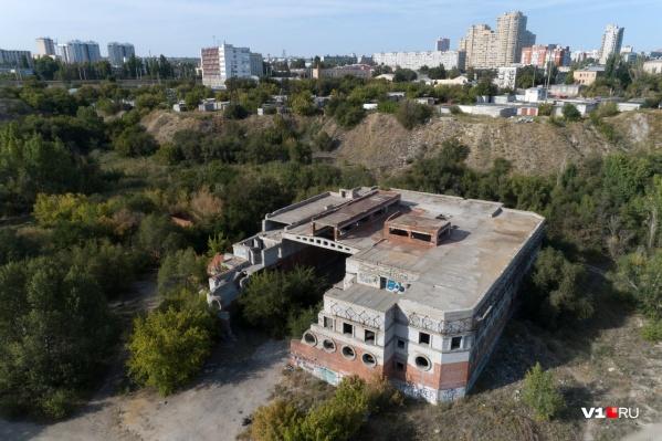 В новом проекте развития дельты Царицы Морятнику места нет, как и планам его владельцев по реконструкции здания