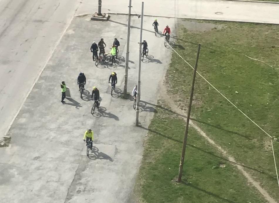 12 тысяч колёс: в Екатеринбурге стартовала «Майская велопрогулка»