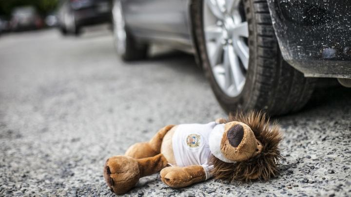 В Новосибирской области водитель сбил ребёнка на пешеходном переходе и попытался скрыться