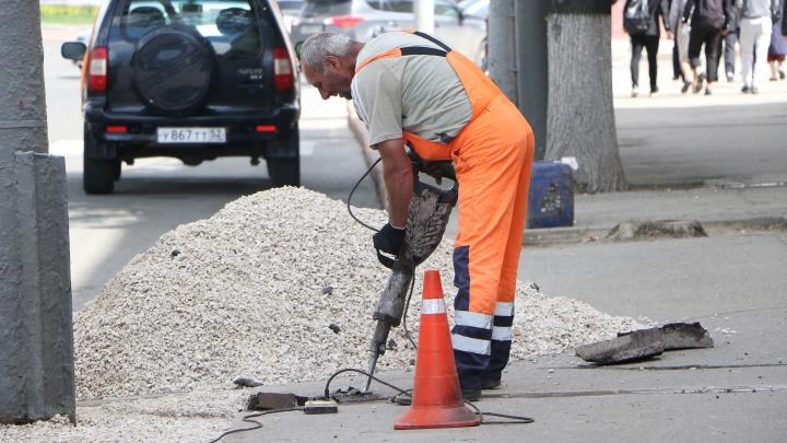 Сормовичи подождут: ремонт дороги на Циолковского решили отложить