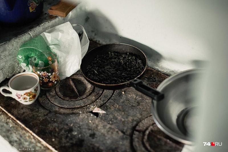 Погибший ребёнок спал на диване, который загорелся от неисправной печи