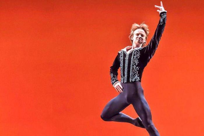 Даниил Симкин выступает на сцене с 5 лет