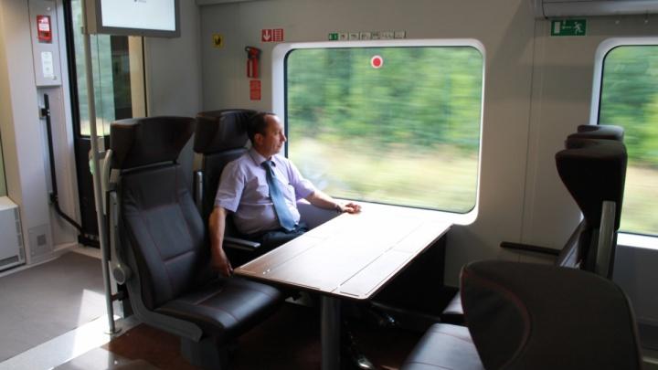 Со скоростью 160 км/ч: на маршруте Самара — Тольятти протестировали поезд «Ласточка»