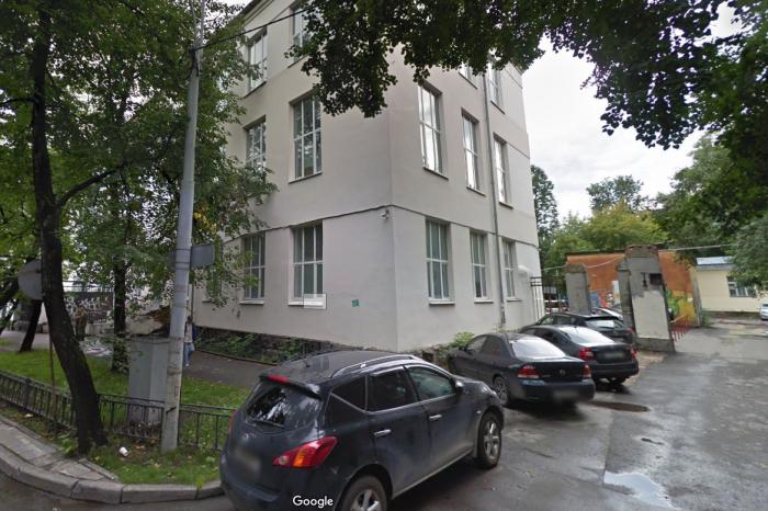 Так здание на Ленина, 69 выглядит сейчас