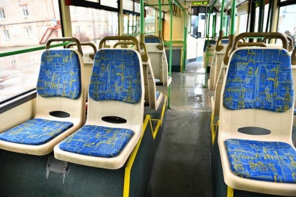 Новые автобусы будут низкопольными