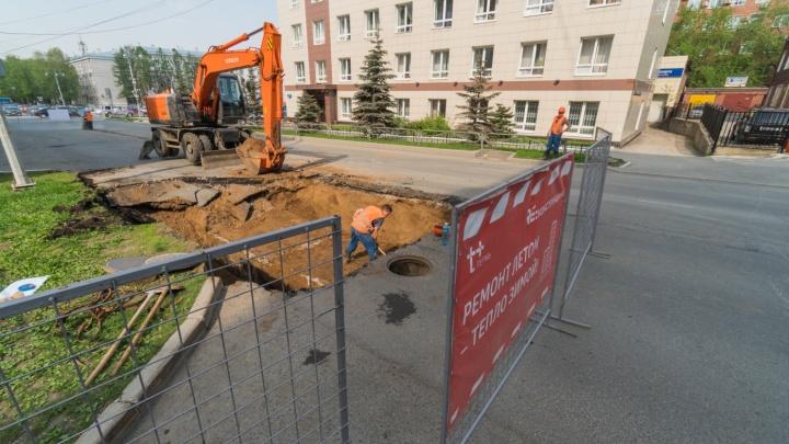 Жители двух районов Перми останутся на сутки без воды