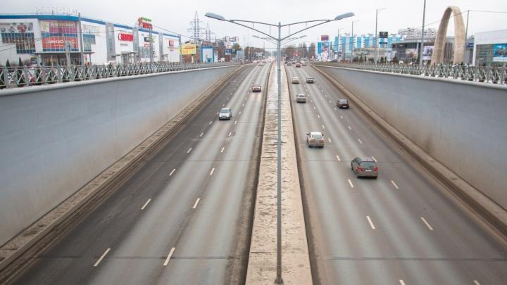Для тоннелей на Московском шоссе наймут охрану