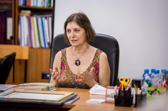 Правнучка Григория Моисеевича Будагова впервые приехала в Новосибирск, где работали её прадед и дед