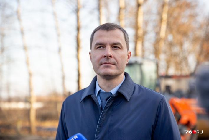 Мэр Ярославля Владимир Волков