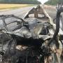 Взрыв на трассе, конфликт в автобусе и машина, заехавшая в «Затюменский»: дорожные видео недели