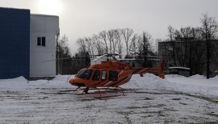 Один из трех пострадавших от взрыва на «Русском хроме» скончался