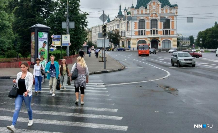 Движение транспорта вНижнем Новгороде поменяется из-за реконструкции площади Киселева
