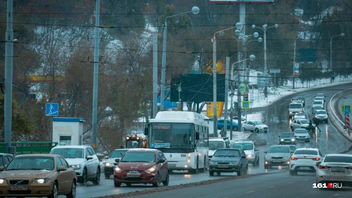 Путь свободен: автобусам разрешили ездить по донским трассам