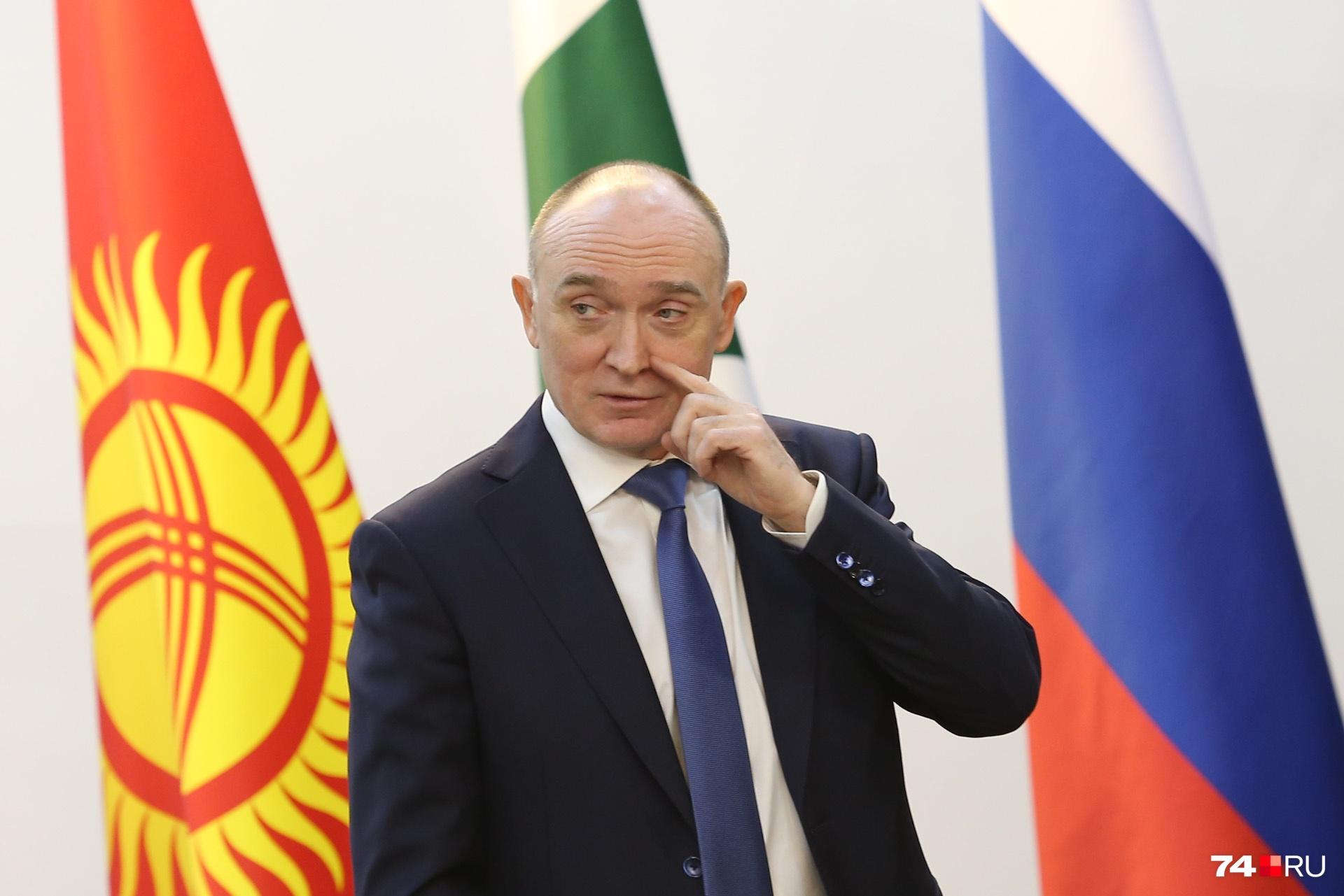 Губернатор Борис Дубровский сегодня встретил делегации из двух десятков стран ШОС