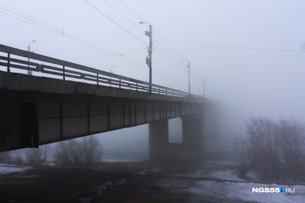 Мост из Омска в пустоту