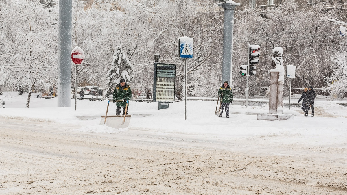 По прогнозу скоро в городе потеплеет до +10 градусов