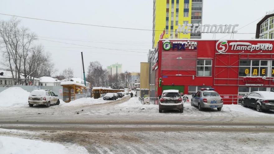 Сбил ребенка и скрылся: ГИБДД ищет свидетелей ДТП в Индустриальном районе
