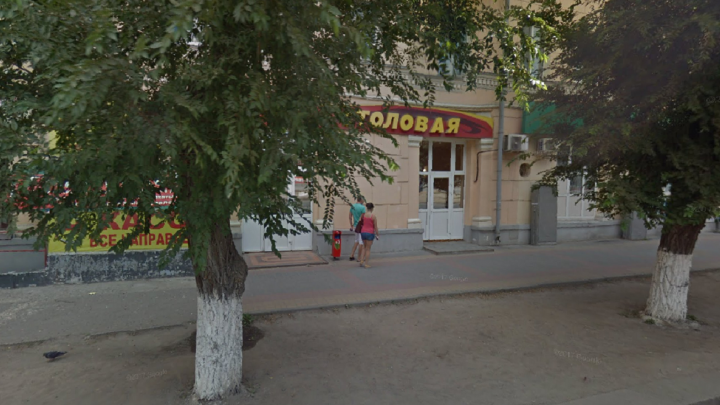 В Волгограде вновь закрыли столовую на Привокзальной площади