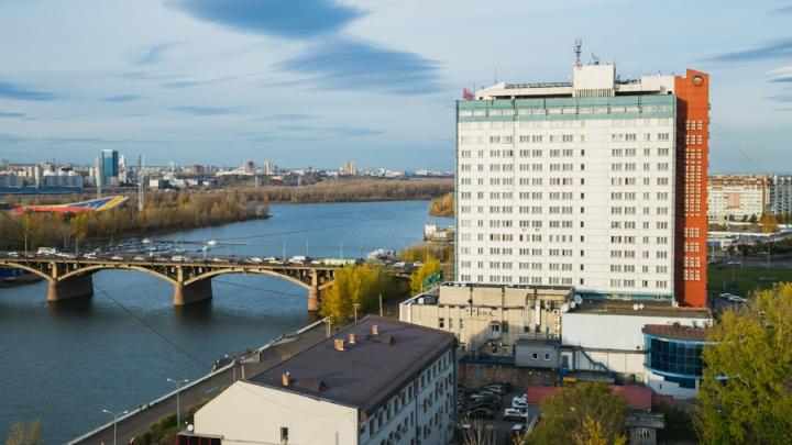 Летняя жара на три дня приходит в Красноярск перед похолоданием
