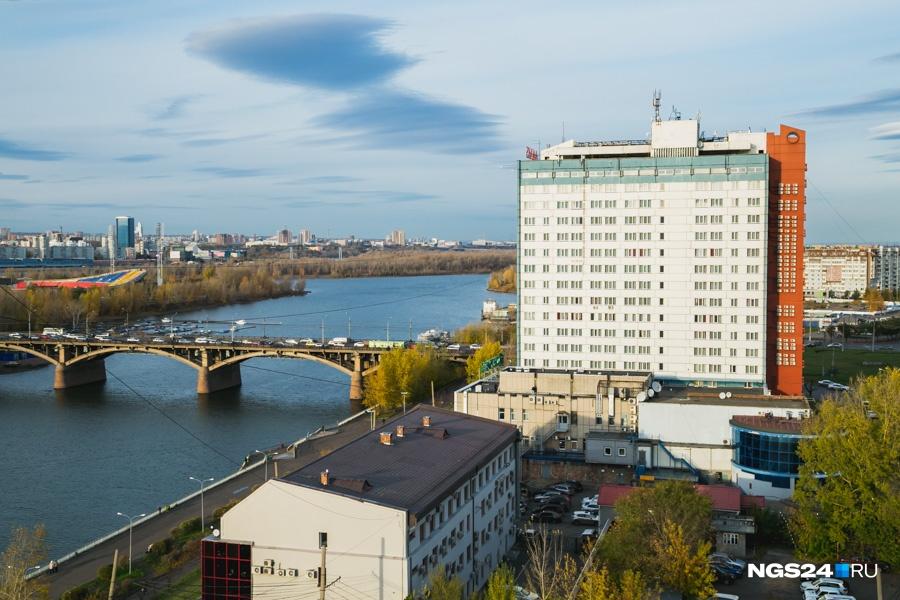 Сначала недели вКрасноярске предполагается до