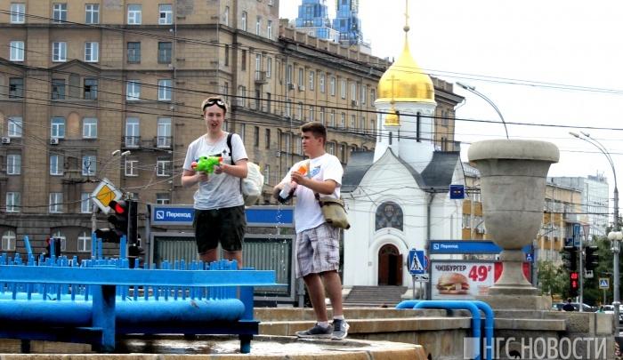 Новосибирские синоптики рассказали о погоде на день Ивана Купалы