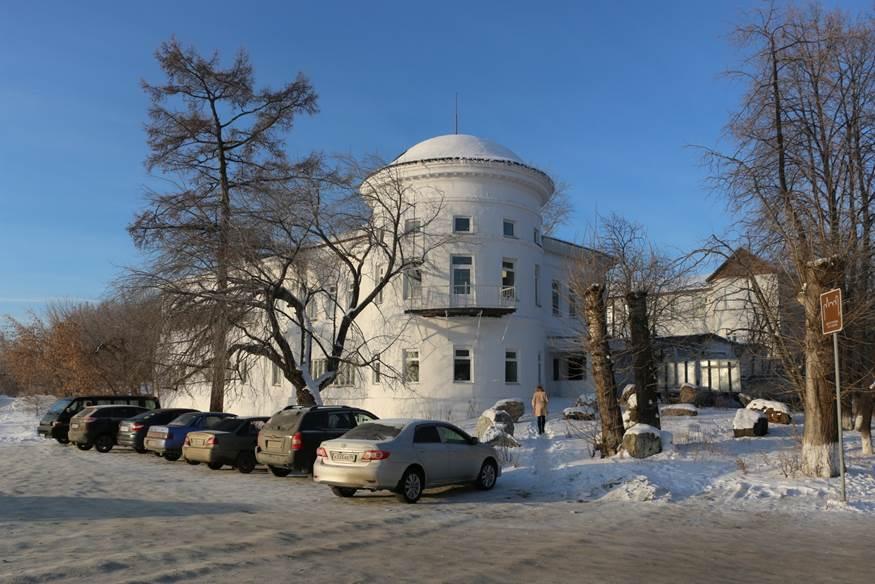 Сейчас здание частично занимает музей, частично — служба судебных приставов