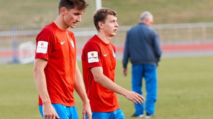 Футбольная команда Басты с крупным счетом проиграла владикавказской «Алании»