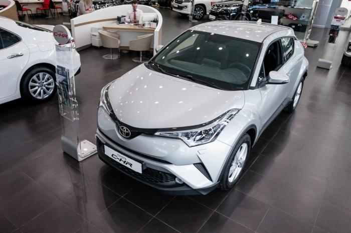 Уральцы бронируют автомобили Toyota за несколько недель, чтобы купить их с выгодой