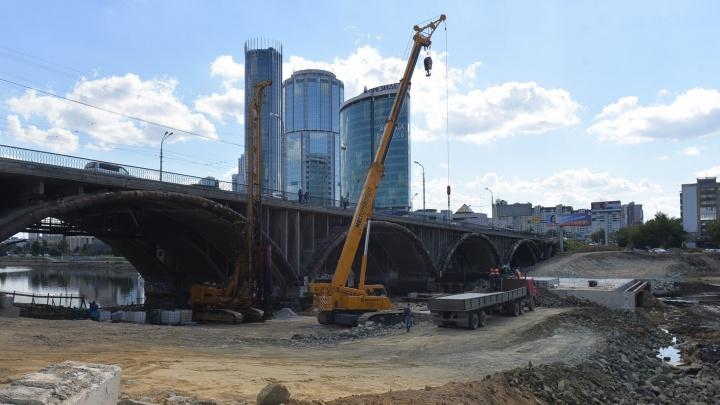 Председатель комитета по строительству рассказал, как будут делать Макаровский мост