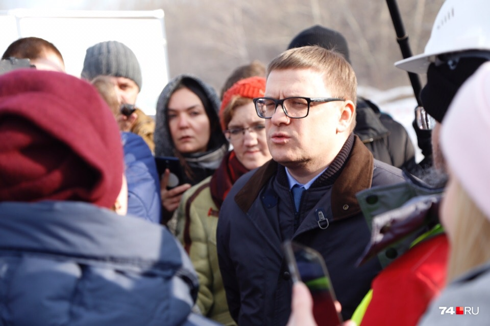 Глава региона Алексей Текслер надеется на обратную связь от южноуральцев
