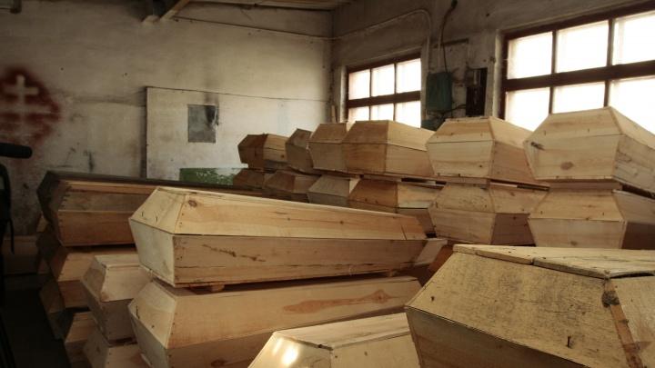 Не подкопаешься: как одна контора подмяла под себя половину похоронного рынка в Челябинске