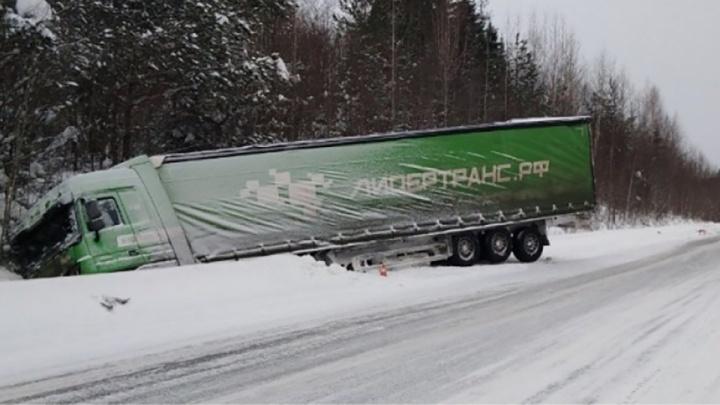 На трассе Пермь — Березники в аварии погибли три человека