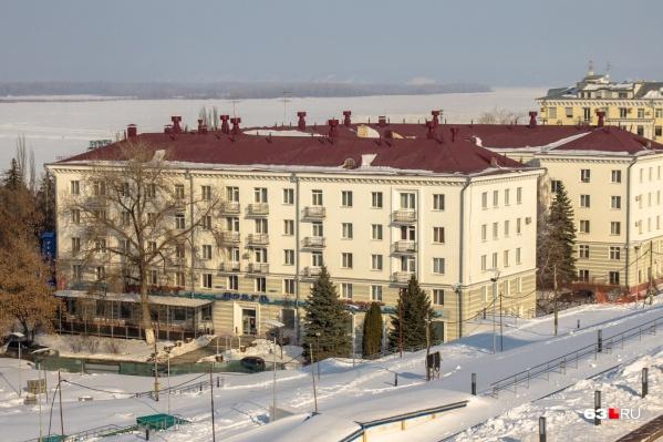 Члены группы незаконно провели собрание в гостинице «Волга»