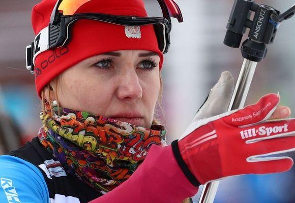Красноярской биатлонистке грозит дисквалификация за пропуск трех допинг-тестов подряд