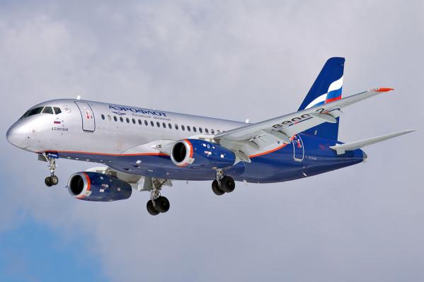 Первый полет SSJ-100 выполнил в 2008 году