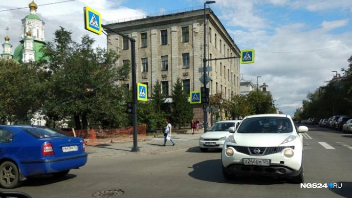 На проспекте Мира официально разрешили парковку