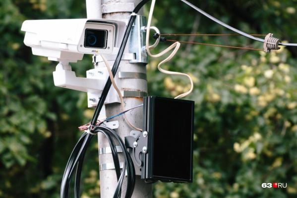 Власти арендуют 238 камер
