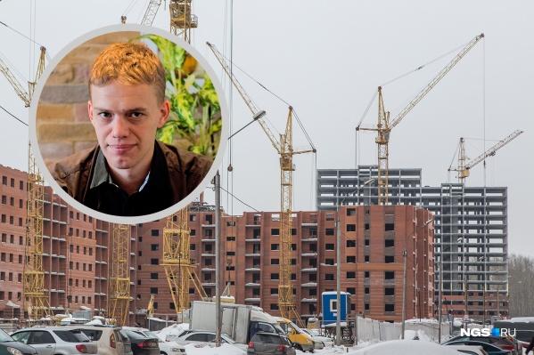 Михаил Рязанцев объяснил, как у строителей получается строить жилье под видом гостиниц и парковок