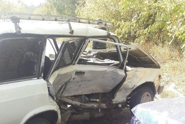 «Увезли на скорой»: в Тольятти водитель «Жигулей» столкнулся с ВАЗ-2111