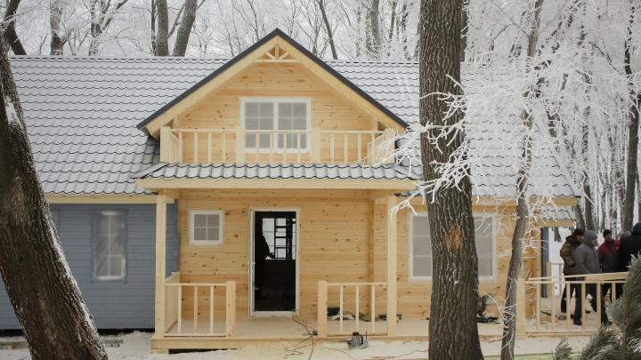 Секретный гость и Снегурочка-модель: как создавали новогодний терем на «Самара Арене»
