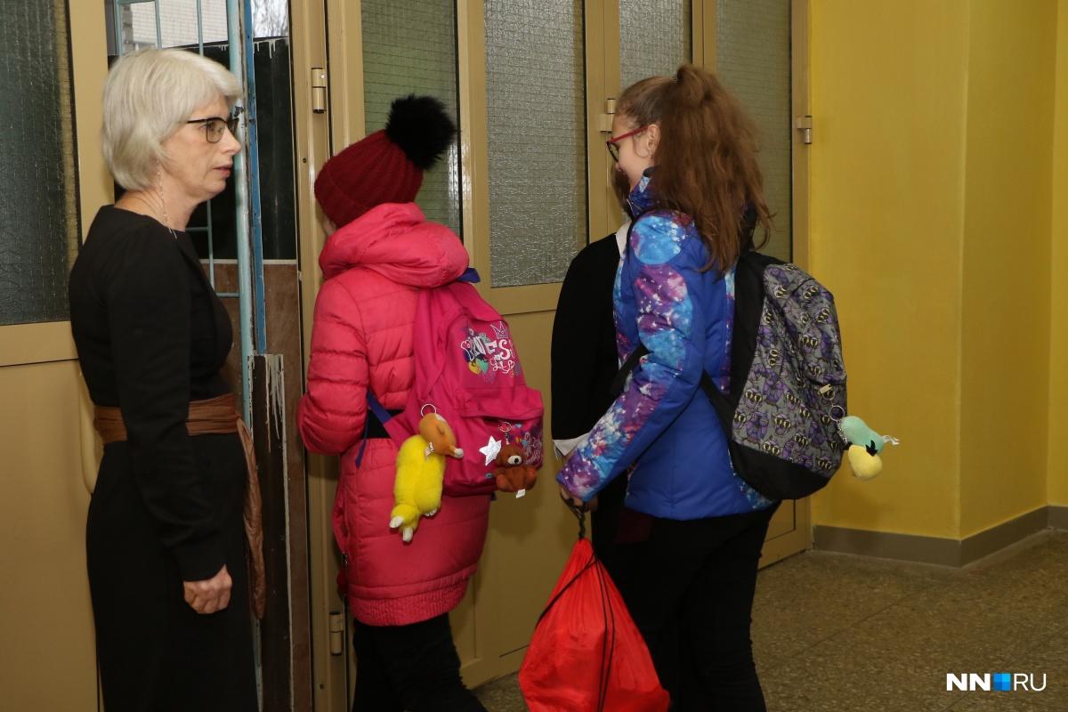 Безопасность нижегородских школьников вызывает немало вопросов