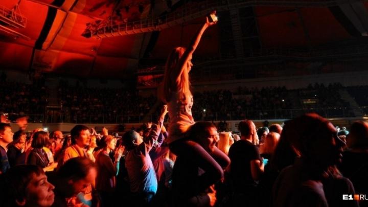 «Старый новый рок — 2019» пройдет на «Волне». Имена хедлайнеров фестиваля