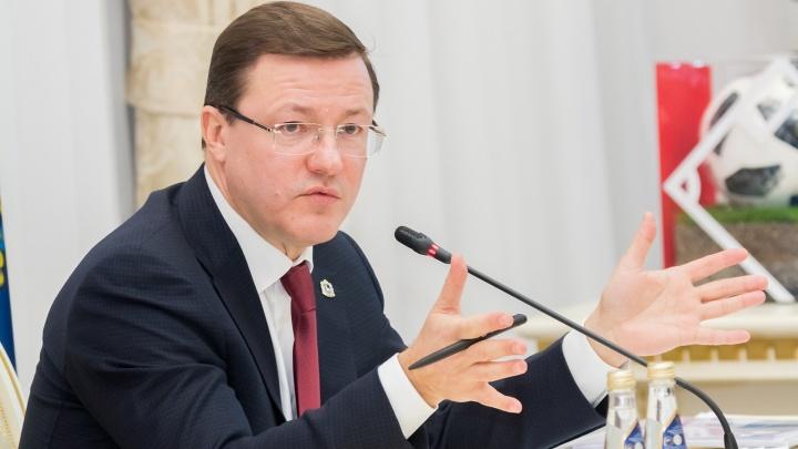 Азаров прокомментировал планы по увеличению тарифа на вывоз мусора в Самарской области