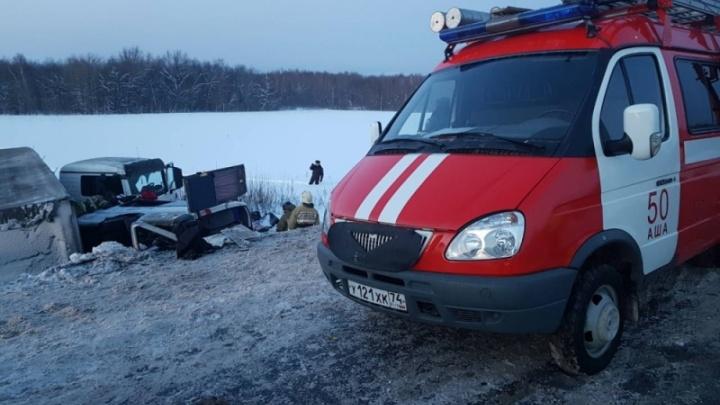 «Нога осталась на тормозе»: директор автопарка рассказал об аварии с девятью жертвами на М-5