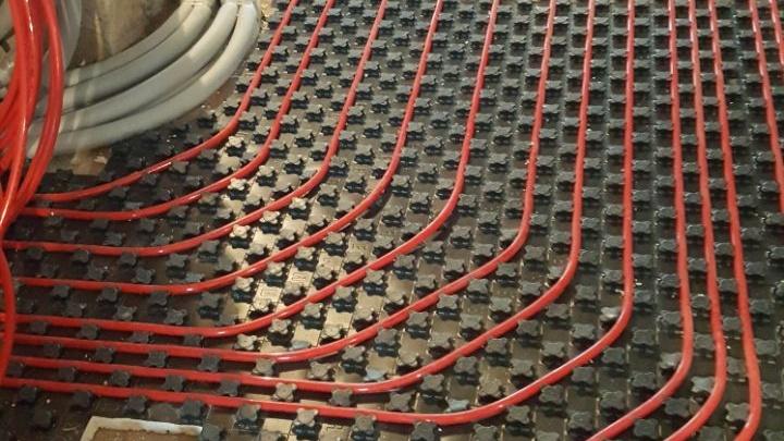 Комплексный подход к отоплению, кондиционированию и вентиляции коттеджа сэкономит энергоресурсы